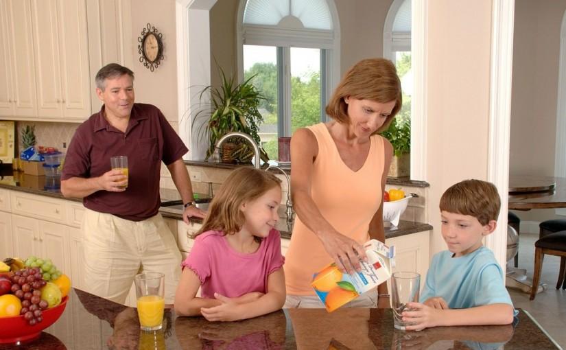 ホストファミリーは子どものいる家庭が良い
