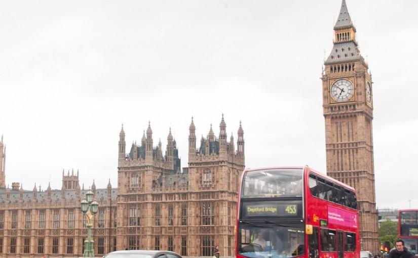 高校の時のロンドン留学の思い出