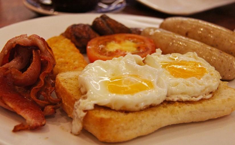 イギリスの食事情、私はこう思う!