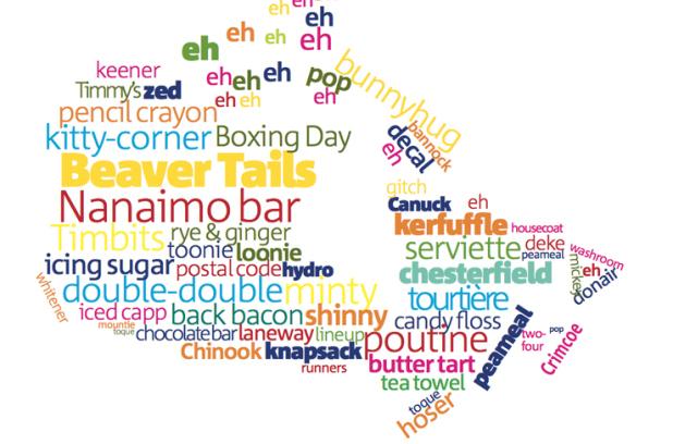 カナダ英語を知っていますか?カナダ独特の単語と使い方!