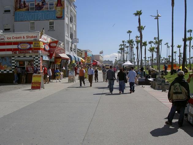 kanarazu+ikitai+LA+Venice+Beach