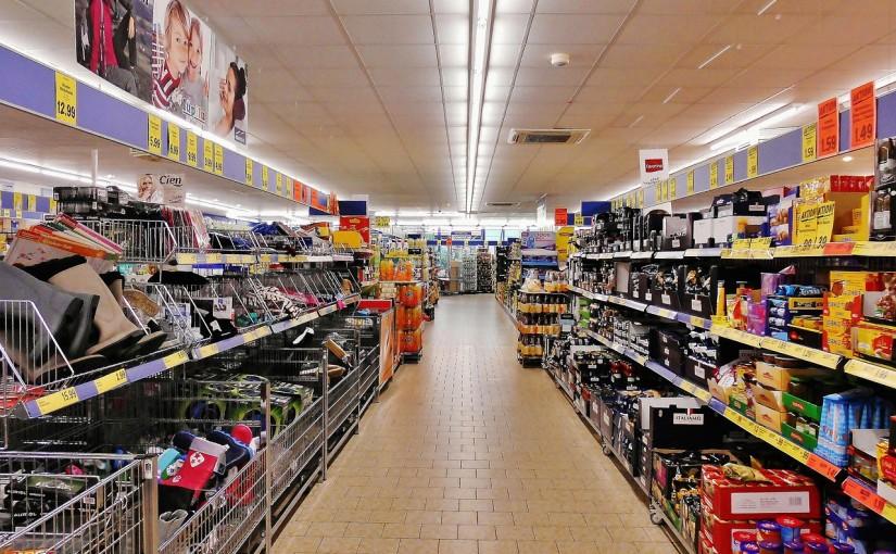 アメリカのスーパーマーケットで買い物をしよう!