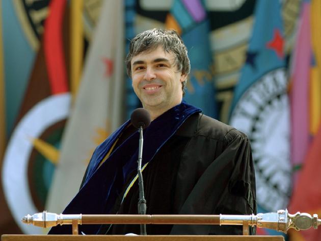 Google創業者がミシガン大学で伝えたかった「大切なこと」