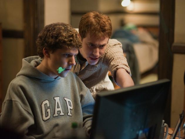 「ソーシャルネットワーク」。大ヒット映画から英語を学ぼう!