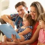 家族で一緒に、楽しく!絵本で学ぶ英会話上達法