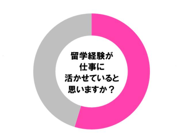 【調査】2人に1人は「仕事に活かせていない」と回答!キャリアに活かす海外留学のポイント