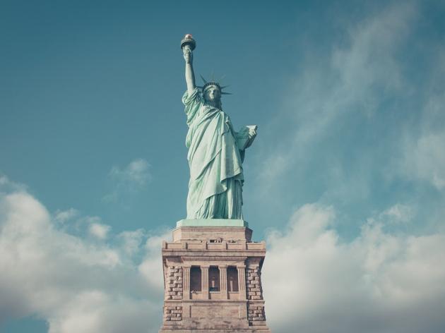 誰もが憧れるニューヨーク!絶対に外せないスポットを紹介!