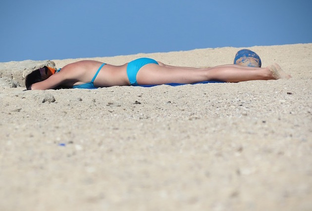 アメリカの日焼け止め、ほぼ半数が効果を誇大表示?