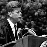 アメリカナンバー1の人気を誇る大統領ケネディの名言