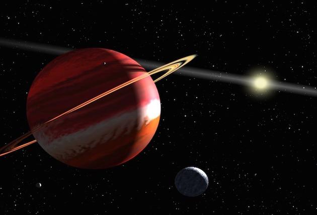無人探査機「ジュノー」が木星に到達~太陽系の起源解明?