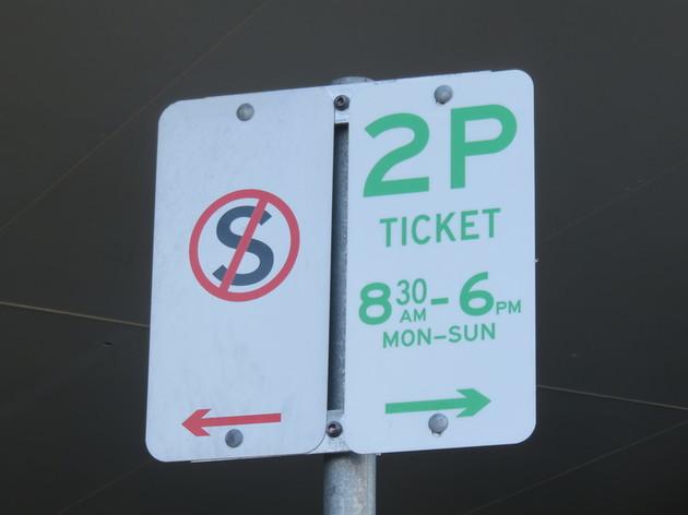 オーストラリア、ケアンズの駐車場事情にみる長閑さ