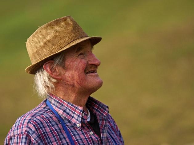 【何でも聞いて】第2次世界大戦海兵隊であり、元教師でもあった90歳のAMAで英語学習