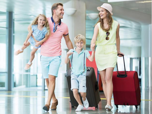 家族の思い出作りに!子連れ海外旅行の心得