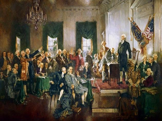 アメリカ合衆国憲法を読んでみよう~2