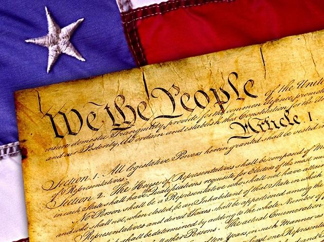 アメリカ合衆国憲法を読んでみよう~1