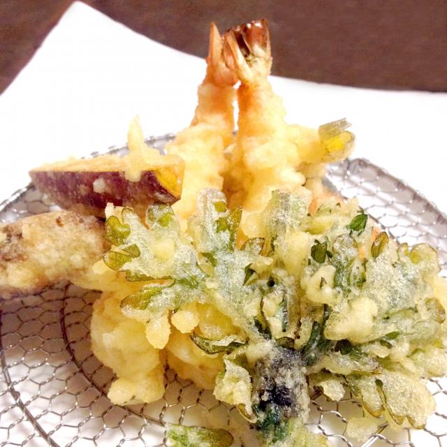 日本の食文化を外国人に説明してみよう(天ぷら編)