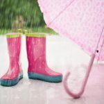 雨に関する言葉なら英語にも結構あるんです♪
