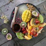 ケアンズは南国ですからトロピカルフルーツがおいしいんです♪