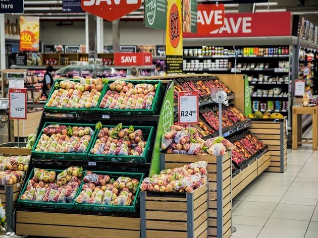 せっかく英語環境に来たのなら、無理にでも英語を練習してみよう!スーパーマーケット編