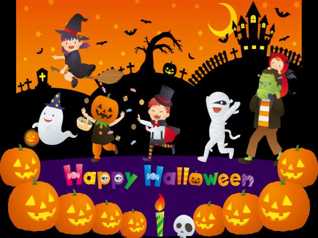 子どもが大好きな海外の文化、ハロウィンを学ぼう!
